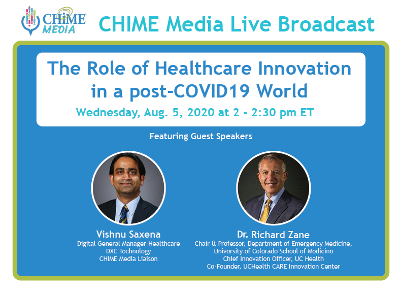 The Role of Healthcare Innovation in a post COVID-19 World